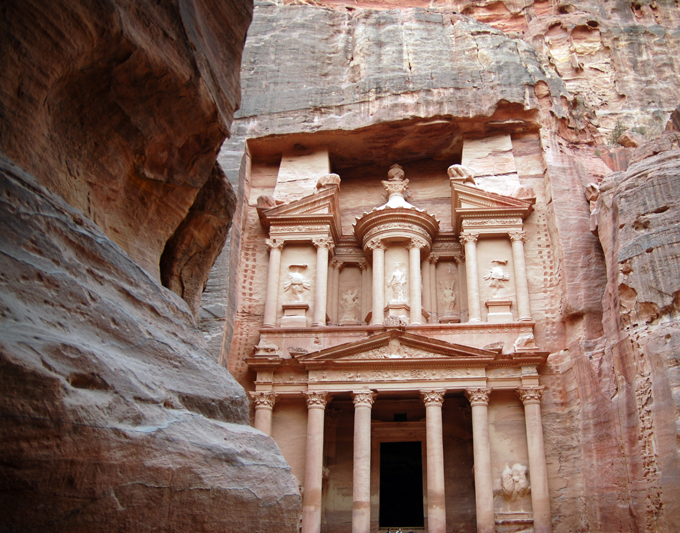 Иордания — это не только Петра