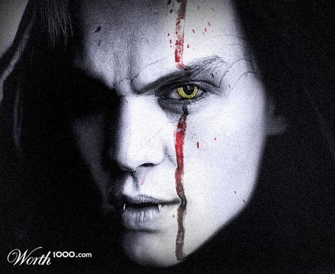 Голливудские вампиры