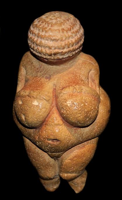 Палеолитическая Венера - Эта изменчивая женская красота