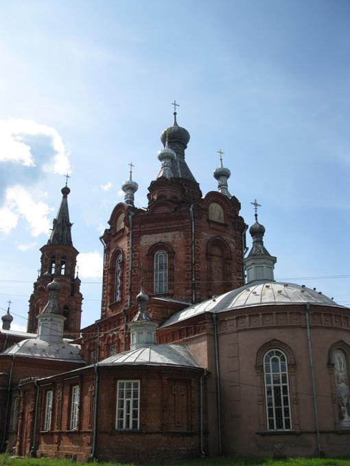 Малые города России: Осташков