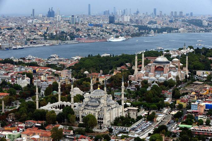 Путешествие по Стамбулу
