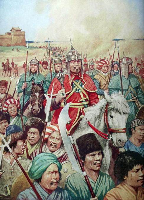 Русь и Орда. Исторические смыслы противостояния