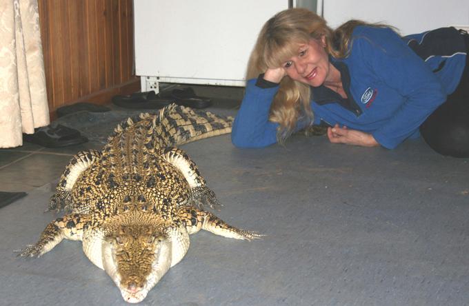 Мама для крокодила