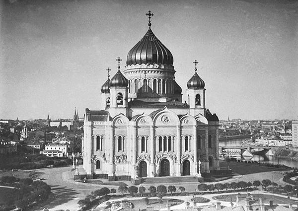Непростая судьба Храма Христа Спасителя
