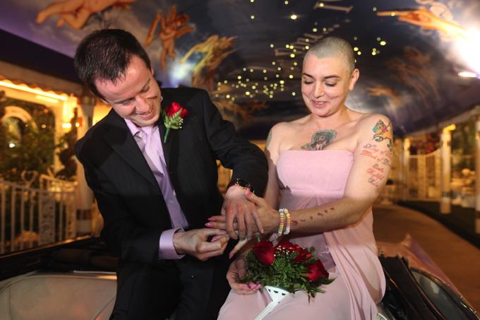 О'Коннор бросила мужа спустя 16 дней после свадьбы