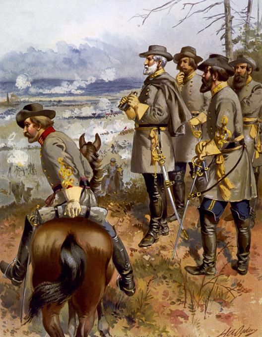 Забавные факты о гражданской войне в США. Вы об этом не знали!