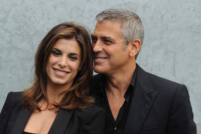 Джордж Клуни влюбился?