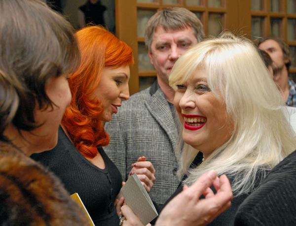 Народная артистка Ирина Мирошниченко празднует юбилей