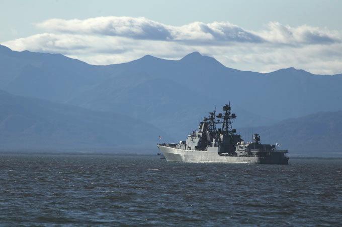 Главная морская сила России на Тихом океане