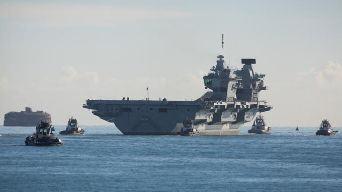 Флагман Королевского флота