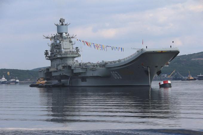 День Северного флота - самого молодого в России