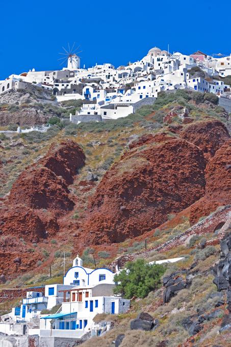 Города, построенные на скалах