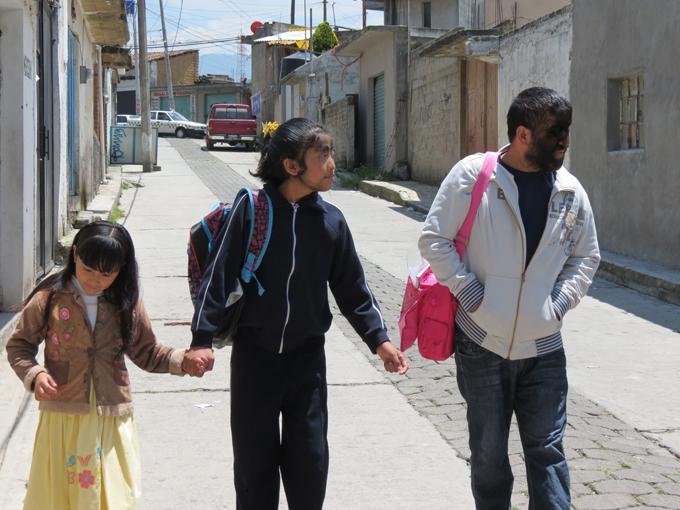 В Мексике живут родственники Чубаки