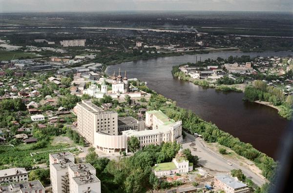 Города России. Тюмень