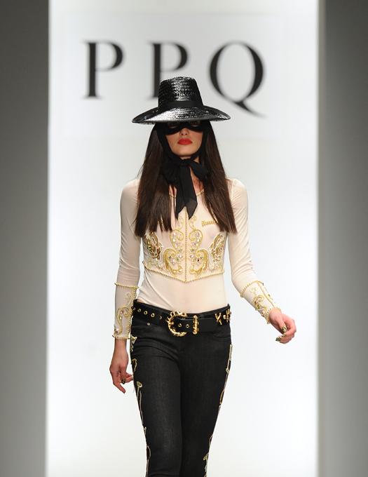 Коллекция одежды PPQ весна-лето 2012