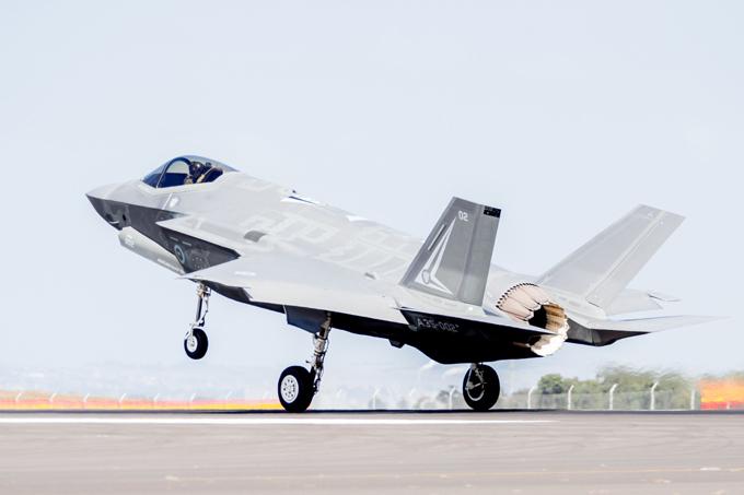 Американский дохляк F-35. Взлет