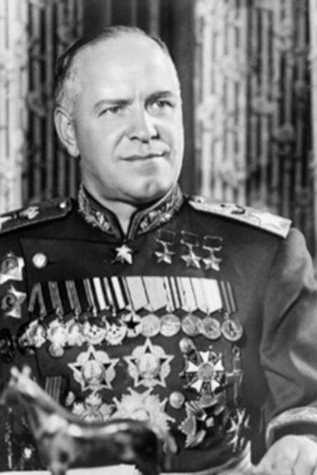 Гении дня (01.12): маршалы. Георгий Жуков