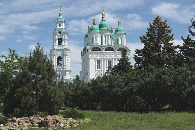 Астраханский кремль - живая летопись России