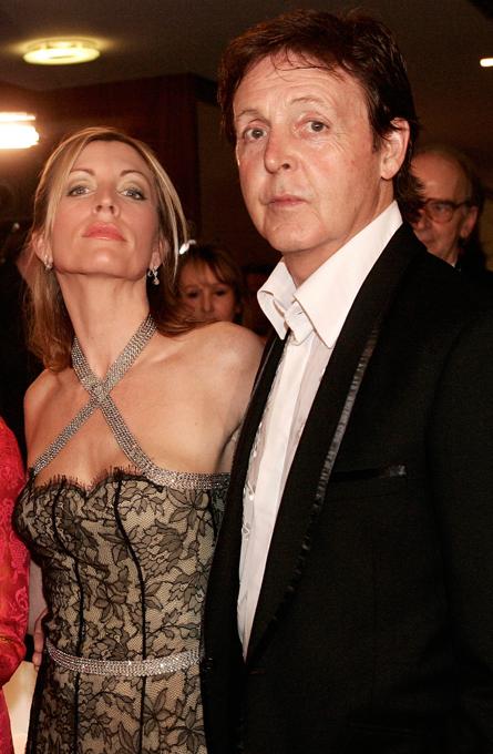 Бывшая жена Маккартни задолжала 80 тыс. долларов за стрижки