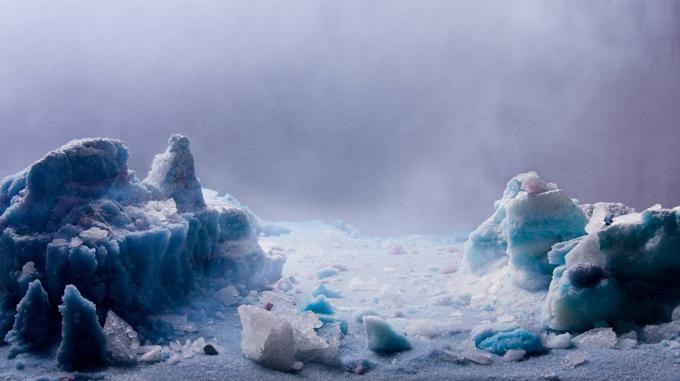 Ледник. Не верь глазам своим