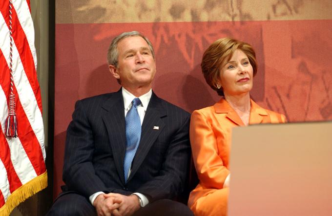 Дипломатические конфузы. Джордж Буш-младший