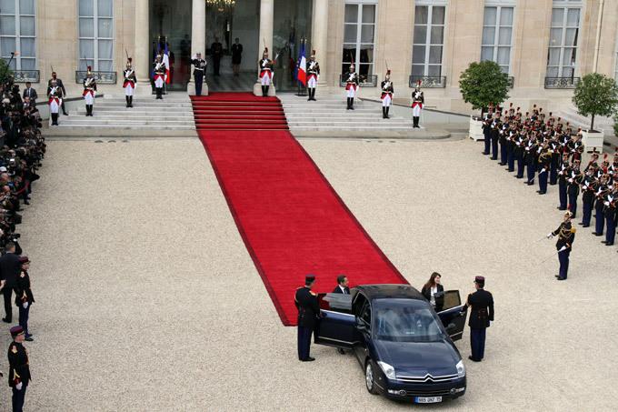 Любовницы французских... президентов. С чего все начинается