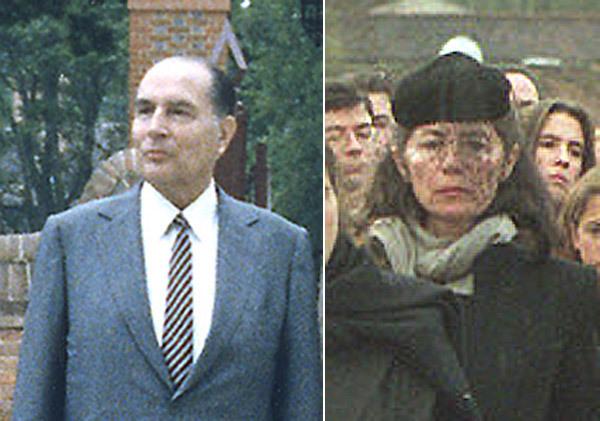 Любвеобильный Миттеран - Любовницы французских... президентов