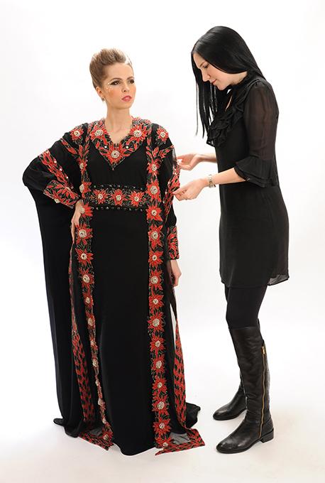 Самое драгоценное в мире платье