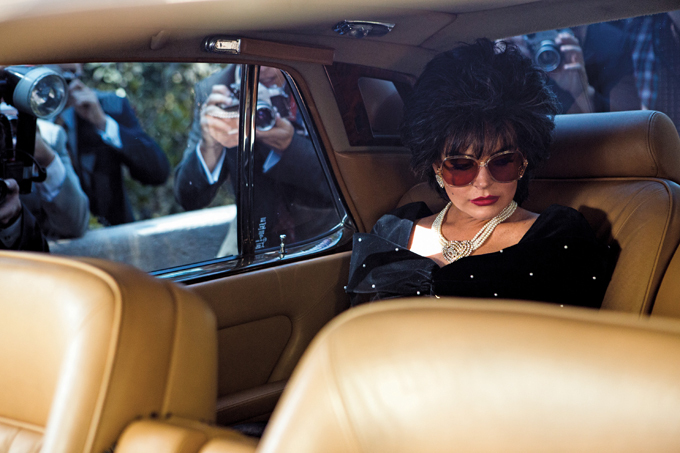 """Линдси Лохан: """"Я чувствую связь с Элизабет Тейлор"""""""
