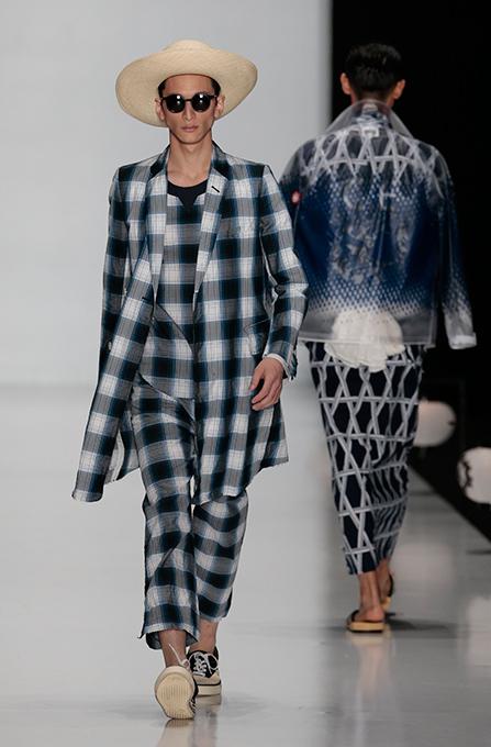 Современная японская мода десантировалась  в Москве