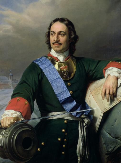Кому была выгодна смерть Петра I. Петр Великий: загадка смерти
