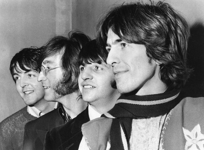 The Beatles возглавили рейтинг самых успешных британских групп
