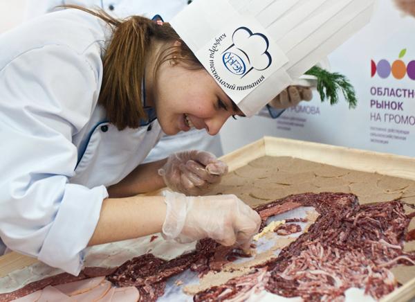 Мясное искусство
