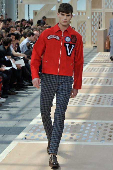 Герои колледжа Louis Vuitton