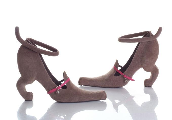 фото необычная обувь
