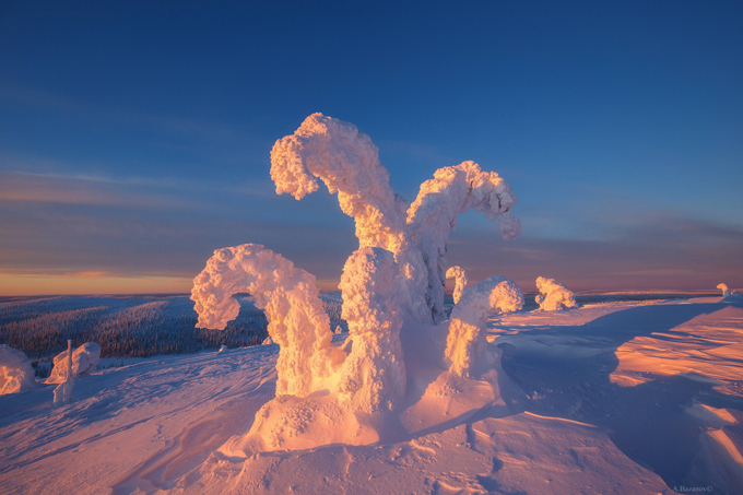 Ледниковый период в Лапландии