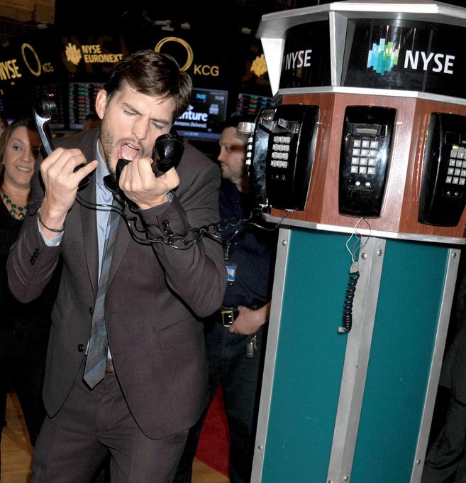 Эштон Катчер стал самым высокооплачиваемым актером на ТВ