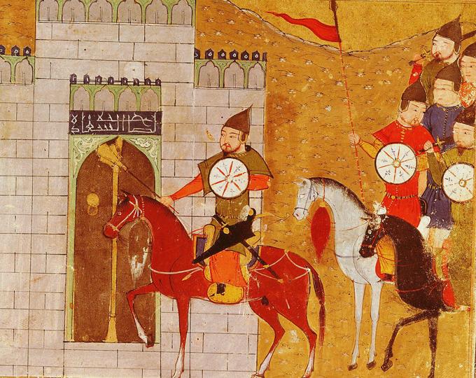 Чингисхан - гроза и ужас всей Евразии