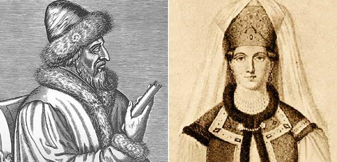 Развод по-царски. Василий III