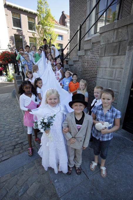 Киндер-свадьба