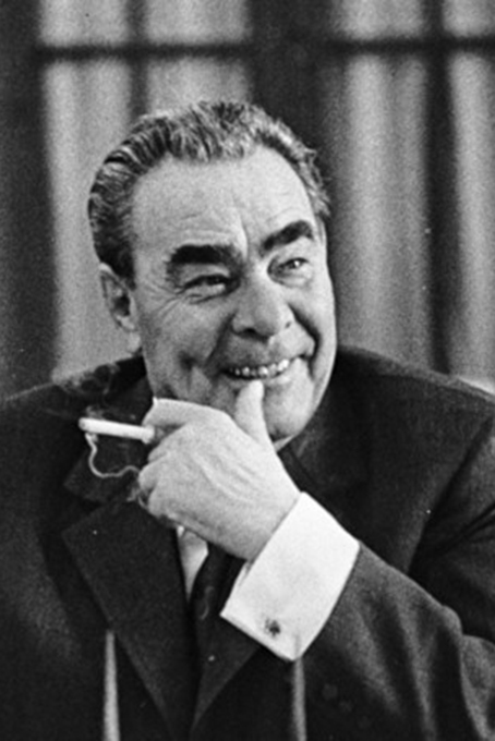 Гении дня (19.12): харизматики. Леонид Брежнев