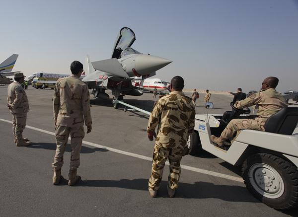 "Международная авиационная выставка ""Бахрейн Эйр Шоу"""