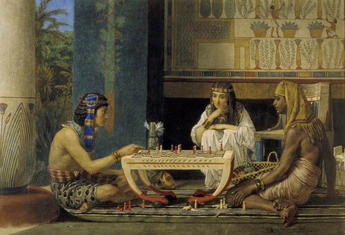Атрибуты богатства из глубокого прошлого
