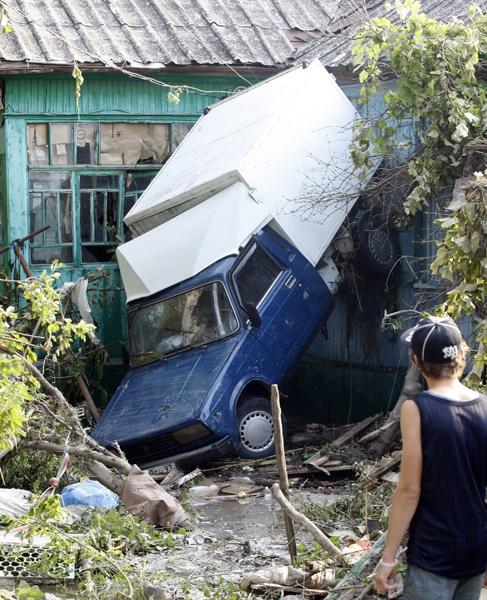 Россия скорбит по многочисленным жертвам наводнения