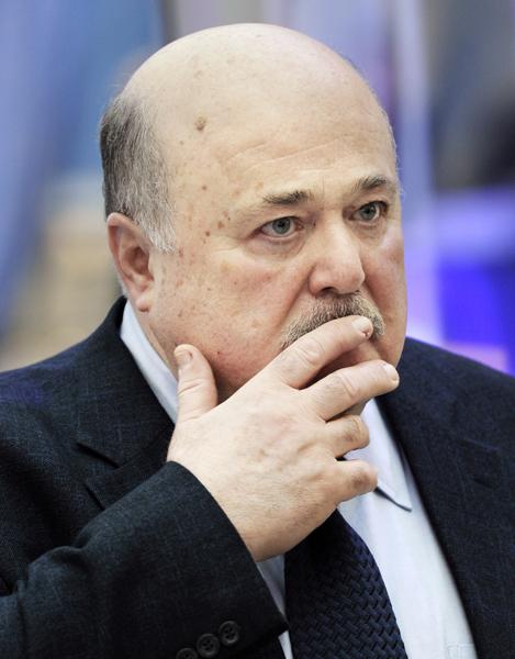 Народный артист Александр Калягин отмечает 70-летие