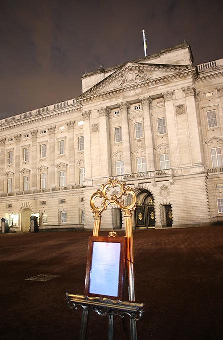 Великобритания ликует: Кейт Миддлтон родила наследника престола