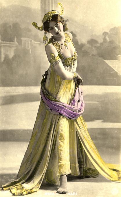 Мата Хари. Самая роковая женщина XX века