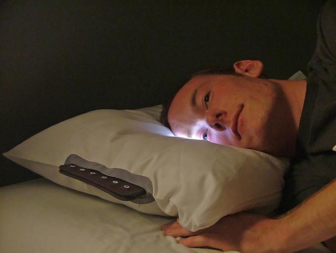 Подушка-будильник. Чудеса технической мысли