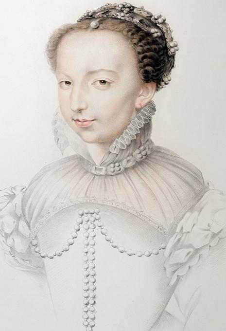 Екатерина Медичи: Подлинный облик Черной королевы