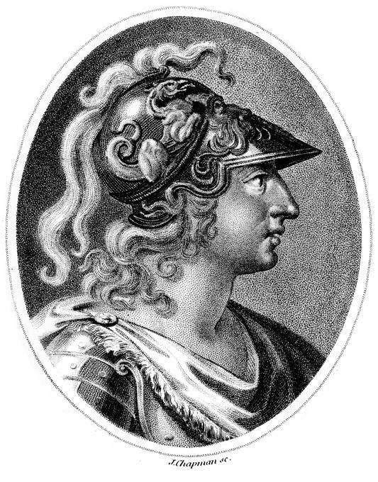 Великие полководцы в истории: Александр Македонский